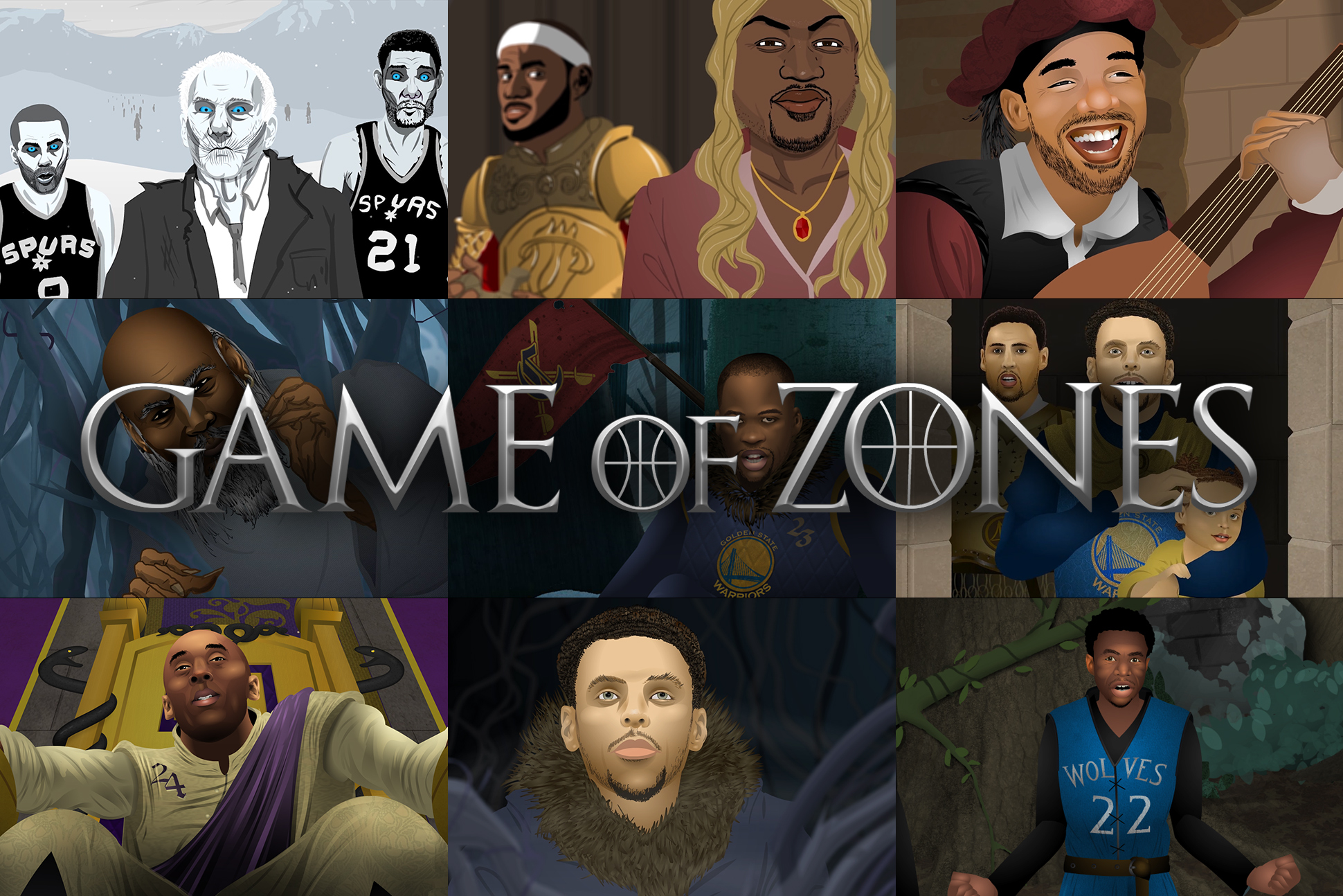 Game of Zones - Every Episode